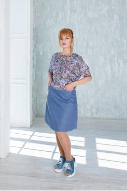 Блуза Р-0063